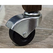 monarch single wheel caster