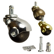 Baron Spherical Chair And Furniture Casters