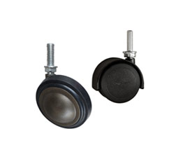 Threaded Furniture Casters