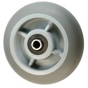 heavy duty polyurethane wheels for casters and equipment