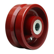 Extra Heavy Duty V Groove Wheels